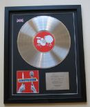 THE TING TINGS - We Started Nothing CD / PLATINUM LP DISC